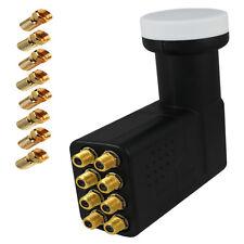 SKY Digital Octo LNB 0,1dB mit acht Ausgänge direkt an receiver Full HD TV LMB +