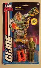 GI Joe Star Brigade Duke Sealed on Card Proof of Purchase removed Rare