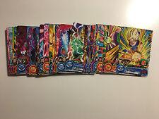 Dragon Ball Heroes SH4 Reg/Rare Set 45/45