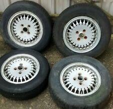 "Alfa Romeo Alfasud alloy wheels sprint 33 13"" fiat lancia 98pcd classic"