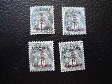 ANDORRE (francais) - timbre yvert et tellier n° 1 x3 neuf sans gomme 1 n**( A19)