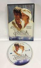 LADIES & GENTLEMAN - DVD - CLAUDE LELOUCH - EDIZ. SLIPCASE