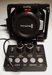 Blackmagic Design Micro Cinema with Remote and Cage