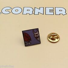 Pin's Folies *** Corner signé BD Comics Gotlib Coccinelle ++++++++++++++++++++++