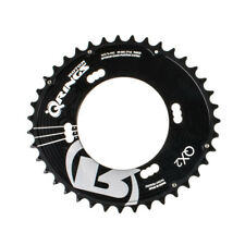 New Rotor Chainring 39t Qrings Qx2 96 Bcd Outer - Black