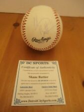 Shane Battier Autographed Rawlings Baseball Duke Blue Devils Signed W/COA