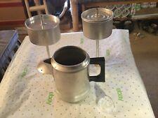 vintage coffee pot parts lot