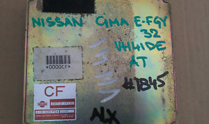 JDM NISSAN FGY32 41 CIMA-GLORIA-CEDRIC ? VH41-DE V8 A/T  ECU 23710 1P121
