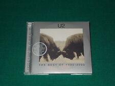 U2 – The Best Of 1990-2000 & B-Sides 2 cd + dvd