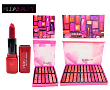 Matte & Shiny Glitter Long Lasting Lipstick Waterproof Set of 12-24 Gift CHOOSE