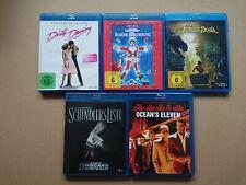 Blu-ray Sammlung 20 Filme THE JUNGLE BOOK, DIRTY DANCING, SCHINDLERS LISTE,....
