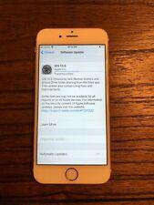 Apple iPhone 6s - 64GB - Rose Gold (Unlocked) A1633 (CDMA + GSM)