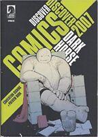 Discover Dark Horse Comics 2007 Dark Horse Comics 1st Print 2007 Unread VF