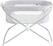 Fisher Price Soothing View Portable Folding Baby Bassinet