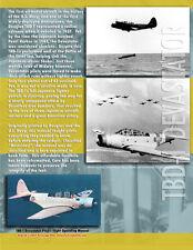 Douglas TBD-1 DEVASTATOR Pilot Flight Operating Manual