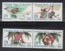 Micronesia 192 Island Sports Mint NH