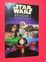Dark Horse Comics Star Wars: Episode 1 Adventures Paperback First Printing 2000