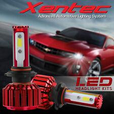 XENTEC LED HID Headlight Conversion kit H13 9008 6000K for 2007-2016 Mini Cooper