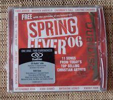 Spring Fever '06 - Various Artists (CD/DVD, 2006/SonyBMG) 11 Christian Artists