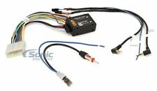 Crux SWRNS-63U Car Stereo Install Interface w/ SWC Retention for 2007-12 Nissan