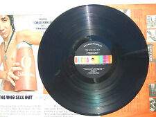 THE WHO~ SELL OUT ~ 1967 1ST PRESS DECCA DL-74950 HYPE STICKER STUNNING