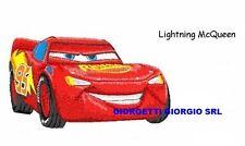 Disegno per macchine da Ricamo Disney Saetta Mcquenn Cars mc queen .pes hus vp3
