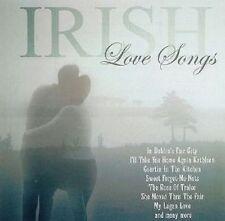 NEW CD.Irish Love Songs.Various Artists
