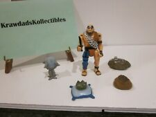 VINTAGE TSR LJN 1984 ADVANCED DUNGEONS & DRAGONS ZORGAR FIGURE, CLAW ORB, MORE