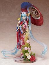 Hatsune Miku - Snow Miku Hanairogoromo PVC Figure (Max Factory)