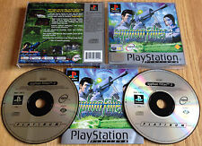 SYPHON FILTER 2 for SONY PS1, PS2 & PS3 COMPLETE by 989 Studios