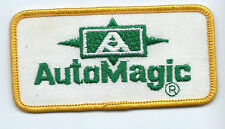 Auto Magic employee patch 2 X 4 #88