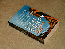 STEVE BERRY: THE TEMPLAR LEGACY: VF SIGNED UK UNCORRECTED PROOF