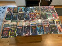 DC Comics New 52 Futures End Lenticular Cover Set + FCB Issues