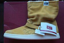 Onitsuka Tiger Meriki, Women's Winter Boots, Size UK7.5 / EU41.5. Mustard, BNIB