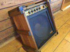 Vintage Crate Wood Cased Amplifier