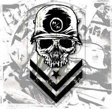 METAL MULISHA DECAL PAIR #18  Sticker, Truck Trailer Moto High Quality!!