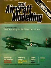 SCALE AIRCRAFT MODELLING MAR 79 RAF GLOSTER METEOR F.Mk8 PR / RN FAA No.809 SQN