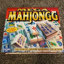 Mega Mahjongg Encore WINDOWS Computer Game WIN 98/ME/2000/XP