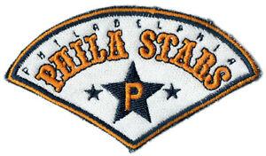 "PHILADELPHIA STARS NEGRO LEAGUE BASEBALL 3.75"" TEAM PATCH"