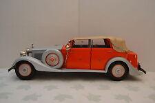 """Pocher 1/8 Rolls-Royce Torpédo Phantom II Convertible 1934 """"Rajkot"""". Réf.K/75."""