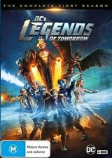 DC's Legends Of Tomorrow : Season 1 (DVD, 2016, 4-Disc Set) NEW