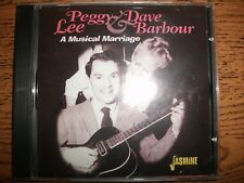 Peggy Lee/Dave Barbour-A Musical Marriage-1999 Jasmine!
