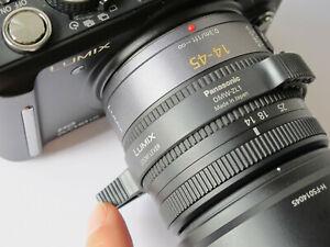 Original Panasonic vyc0997 oscurecidos para dmc-gh2 h-vs014140 dmc-gh3h