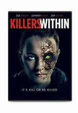 Killers Within, Very Good DVD, Johnny Elliott,Jeff Doyle,Sue Walsh, Brian O'Neil