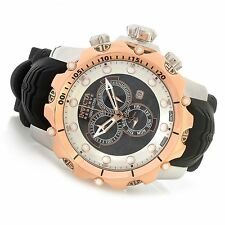 20408 Invicta Reserve 52mm Venom Sea Dragon Gen II Swiss Chronograph Strap Watch