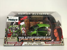 [NIB] Takara Transformers Revenge Of The Fallen RA-25 Skids & Mikaela Baines
