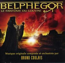 Belphegor : Le Fantóme ..( 2001 ) - Bruno Coulais - WEA - Score Soundtrack CD