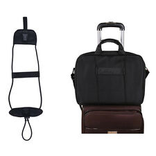 Add A Bag Strap Travel Luggage Suitcase Adjustable Belt Carry On Bungee Easy Bag