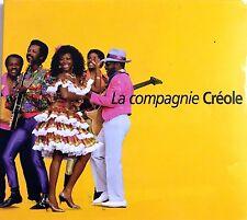 La Compagnie Créole CD La Compagnie Créole - Digipak - France (EX/VG+)