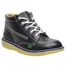e37dfbf7 Kickers Kick Hi Youth Core Leather Boots All Sizes In Various Colours